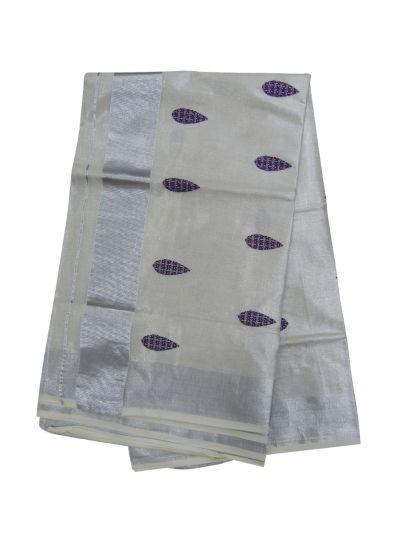 Women's Kerala Traditional Saree - EKM - NLE6552438