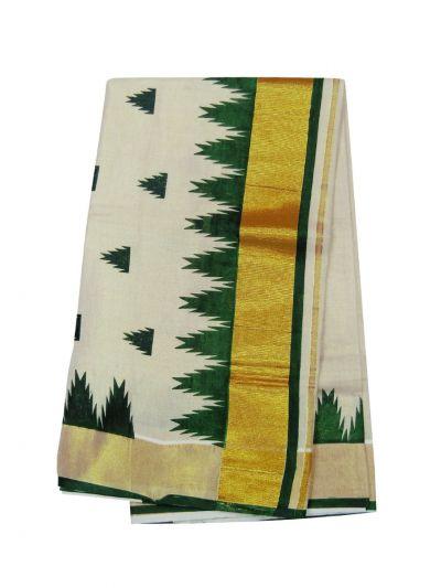 Women's Kerala Traditional Saree - EKM - NLA5056355