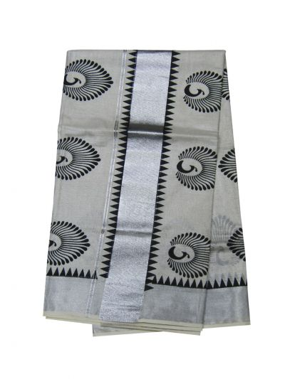 Women's Kerala Traditional Saree - EKM - NLA5016083