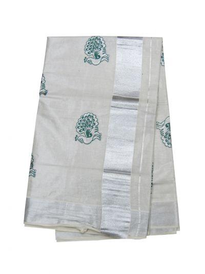 Women's Kerala Traditional Saree - EKM - NLA4931550