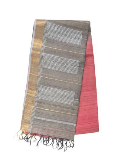 Fancy Tussar Silk Saree - OFA7318291