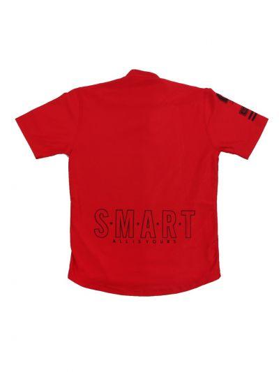 Boys Branded Shirt With T-Shirt - MLC1423464