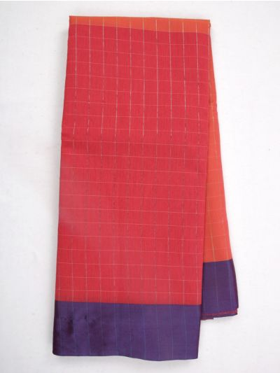 Chamelli Fancy Cotton Saree - MKC9579511
