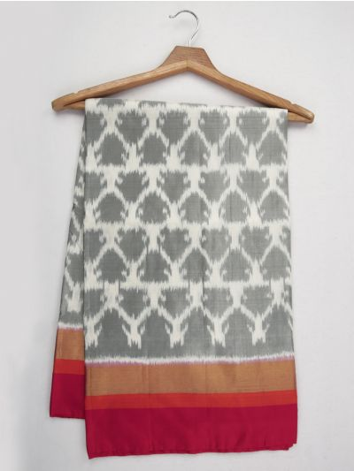 MFB5930886-Pochampally Design Soft Silk Saree
