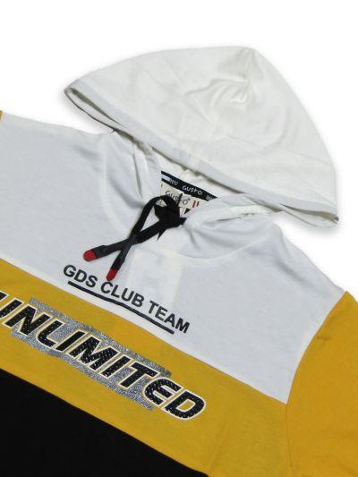 NHC4889478 - Boys Hooded T-Shirt