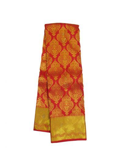 EKM-NHB4450302 - Vivaha Wedding Stone Work Silk Saree
