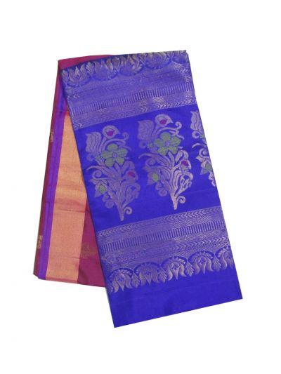 EKM-NHD5129661 - Soft Silk Saree