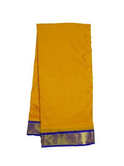 Nine Yards Silk Saree - NHA3762363 -EKM
