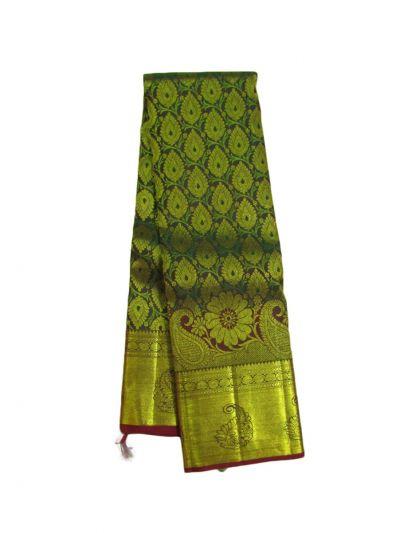 Vivaha Wedding Silk Saree - NJD1246743-EKM