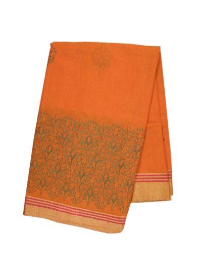 Silk Cotton Saree  - NLA4616818