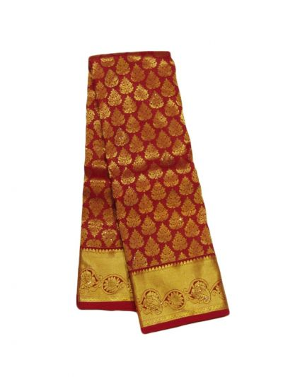 Traditional Silk Stone Work Saree - NHB4450304 - EKM