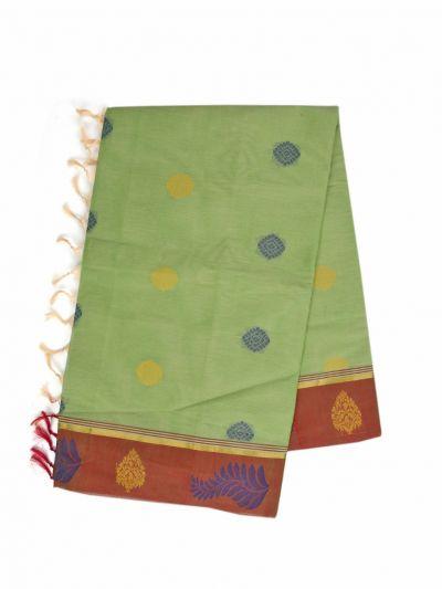 Kanchi Cotton Saree - NLA4538750