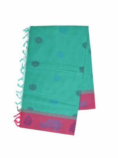 Kanchi Cotton Saree - NLA4538743