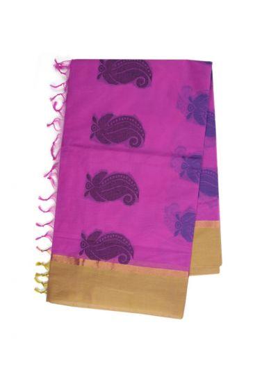 Kanchi Cotton Saree - NLA4538740