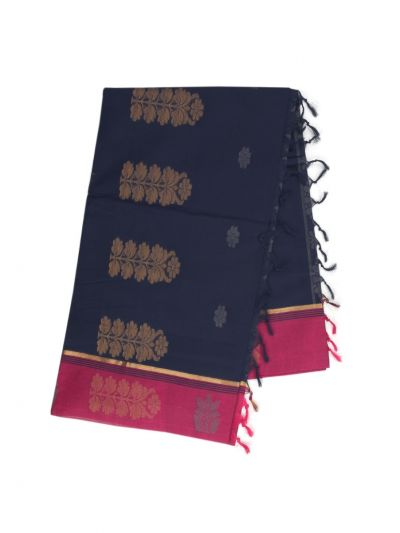 Kanchi Cotton Saree - NLA4538737