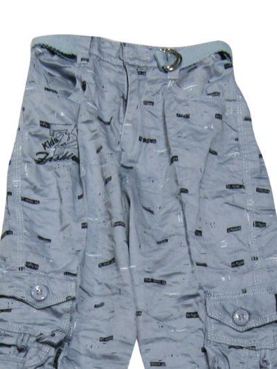Boys Casual Cotton Trouser - NJB0339842