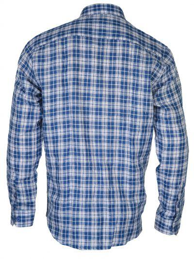 Zulus Festin Men's Linen Formal Shirt - MGC0296260