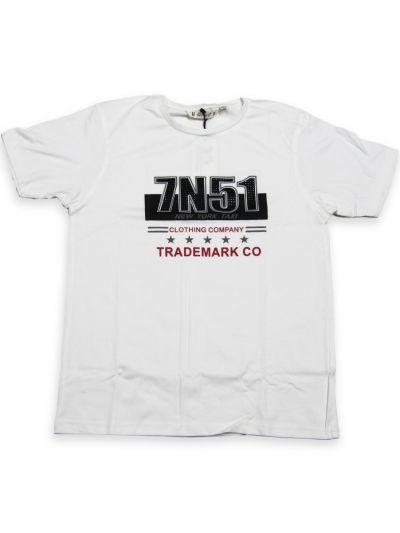 NHC4889512 - Boys Casual T-Shirt