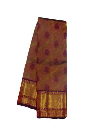Vivaha Wedding Pure Silk Saree - NJB9923772 - EKM
