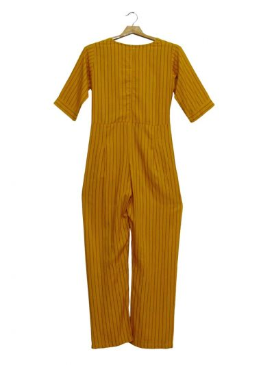 Women Fancy Dungaree Suit - NJC0978450 - EKM