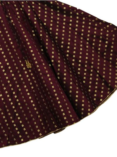 Girls Long Skirt - NJB0385093 - EKM