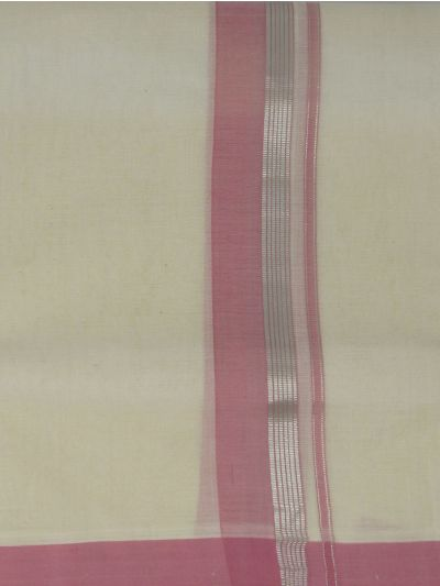 KKV Men's Cotton Dhoti - NEB2063252-EKM