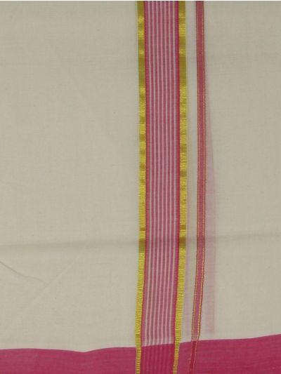NEB2063277 - KKV Men's Cotton Dhoti-EKM