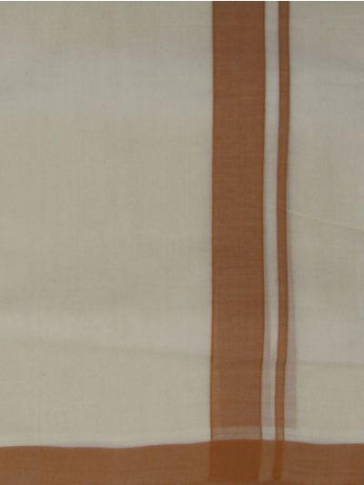 KKV Men's Cotton Dhoti - NEB2063294-EKM