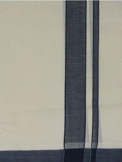 KKV Men's Cotton Dhoti - NEB2063298-EKM