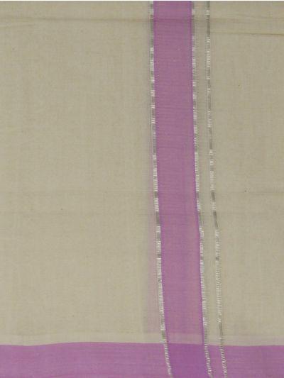 KKV Men's Cotton Dhoti - NEB2063304-EKM