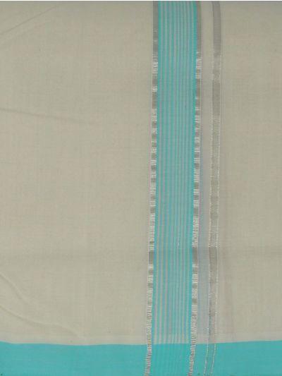 KKV Men's Cotton Dhoti - NJA9702447-EKM