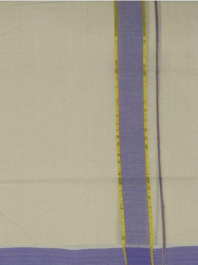 KKV Men's Cotton Dhoti - NJA9702492-EKM