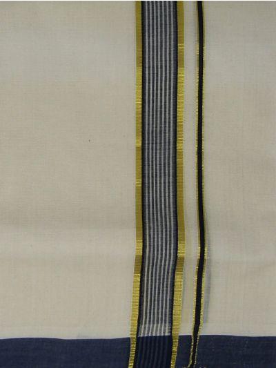 KKV Men's Cotton Dhoti - NEB2063287-EKM