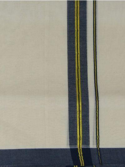 KKV Men's Cotton Dhoti - NJA9702607-EKM
