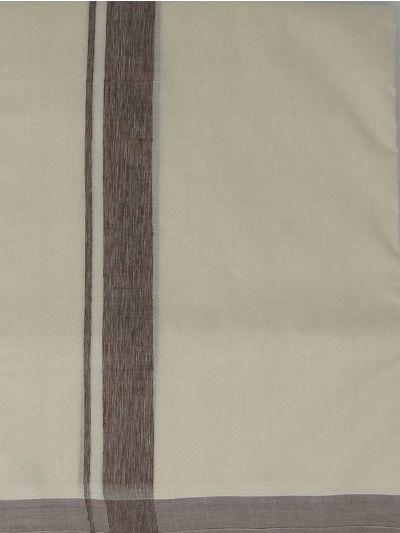 KKV Men's Cotton Dhoti - NJA9702803-EKM