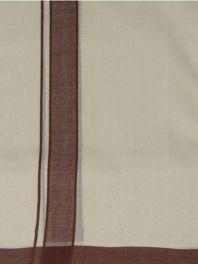 KKV Men's Cotton Dhoti - NJA9702804-EKM