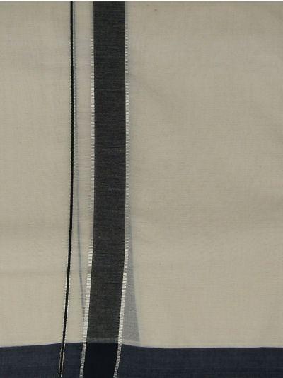 KKV Men's Cotton Dhoti - NJA9702713-EKM