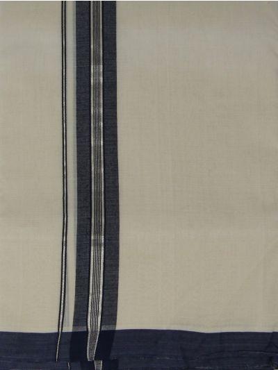 KKV Men's Cotton Dhoti - MHB1724696-EKM