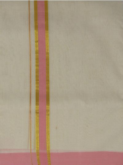 KKV Men's Cotton Dhoti - NJA9702519-EKM