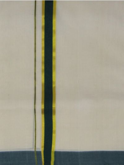 KKV Men's Cotton Dhoti - NJA9702787-EKM