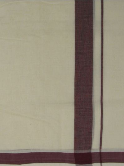 KKV Men's Cotton Dhoti - NJA9702633-EKM