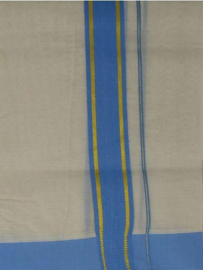 KKV Men's Cotton Dhoti - NJA9702658-EKM