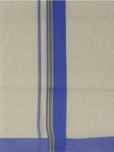 KKV Men's Cotton Dhoti - NJA9702680-EKM