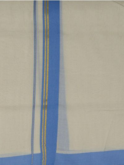 KKV Men's Cotton Dhoti - NJA9702682-EKM