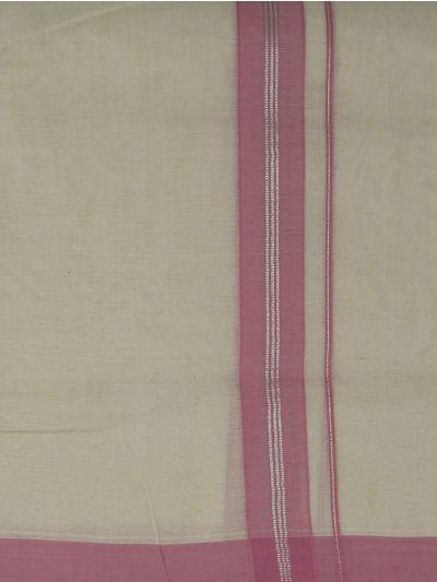 KKV Men's Cotton Dhoti - NJA9702715-EKM