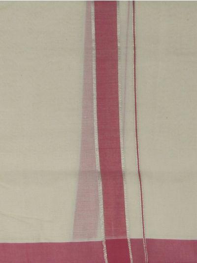 KKV Men's Cotton Dhoti - NJA9702723-EKM