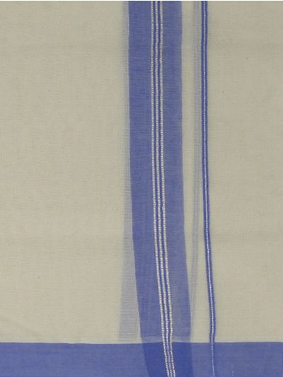 KKV Men's Cotton Dhoti - NJA9702725-EKM