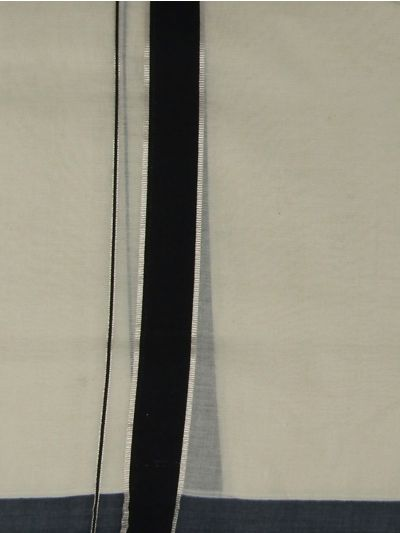 KKV Men's Cotton Dhoti - NJA9702756-EKM
