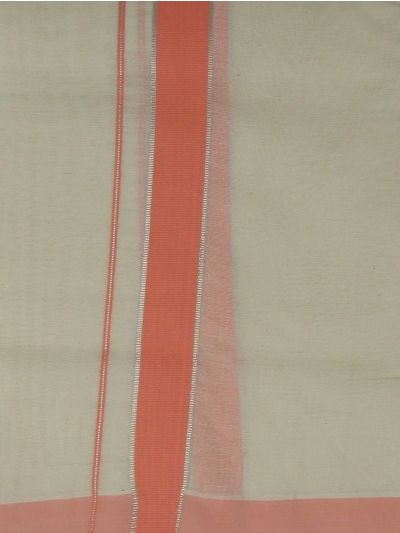KKV Men's Cotton Dhoti - NJA9702771-EKM