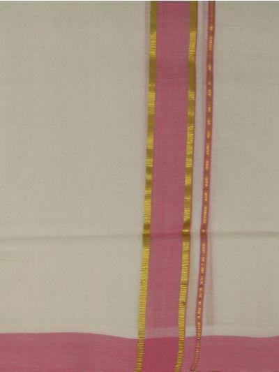 KKV Men's Cotton Dhoti - MHB1724691-EKM